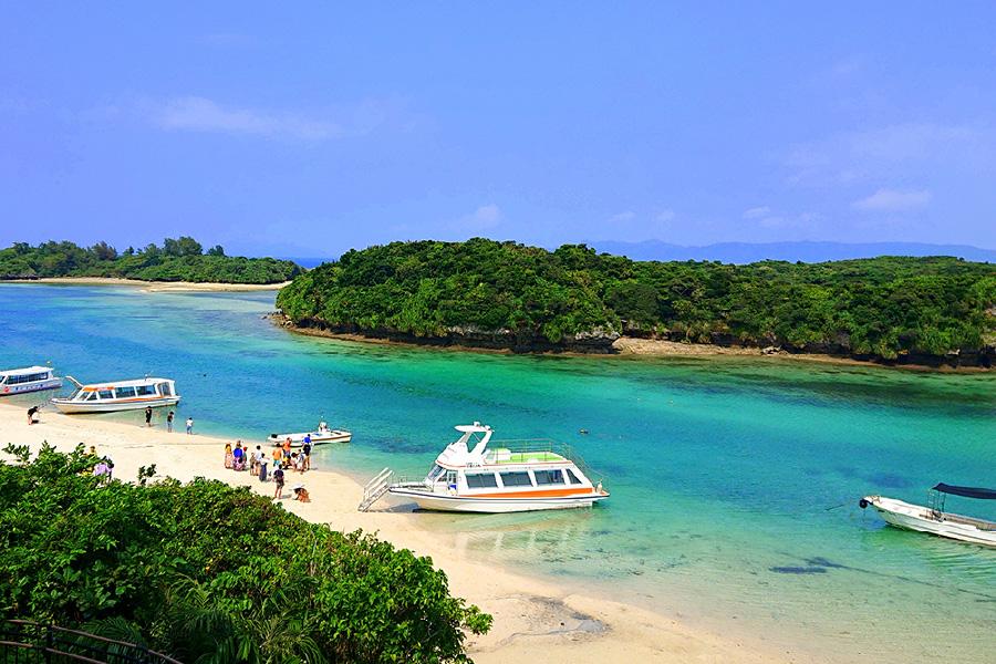 石垣島をドライブ観光