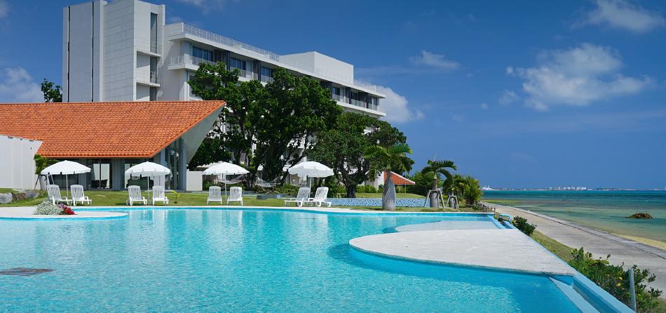 石垣島ビーチホテル 施設