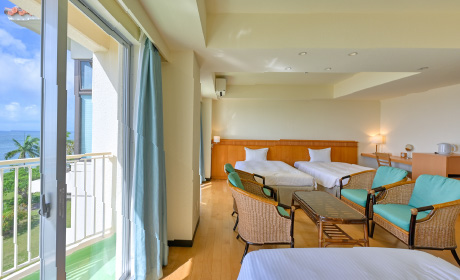 石垣島ビーチホテル 客室